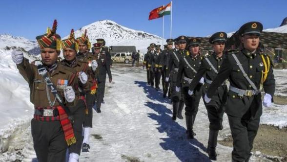 Индия и КНР вывели войска из спорной долины реки Галван – СМИ