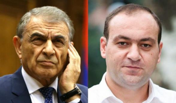 Մեկնարկել է Արա Բաբլոյանի և Արսեն Բաբայանի գործով դատական նիստը (տեսանյութ)