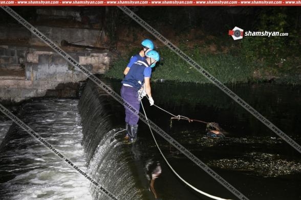 Ինքնասպանություն՝ Երևանում. տղամարդը ցած է նետվել Կիևյան կամրջից