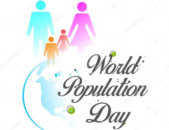 Сегодня – Всемирный день народонаселения