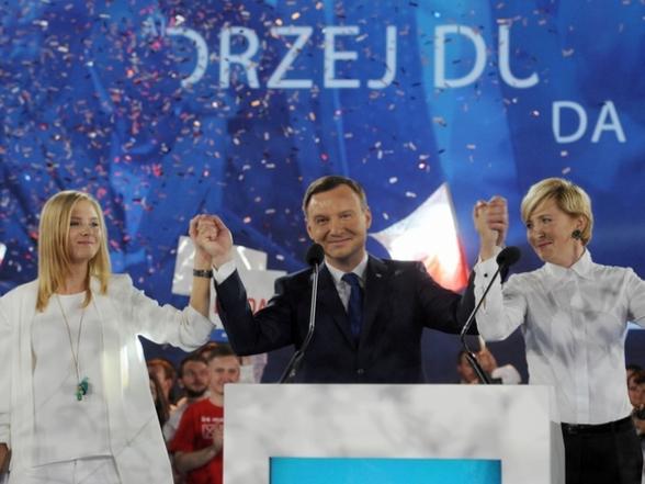 В Польше выбрали президента