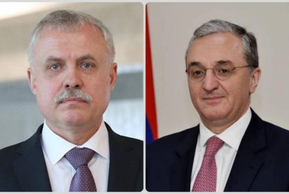 Мнацаканян проинформировал генсека ОДКБ об агрессивных действиях Азербайджана
