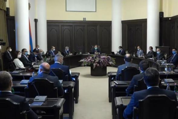 Правительство продлило режим чрезвычайного положения (видео)