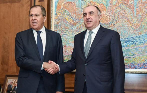 Главы МИД России и Азербайджана обсудили инцидент на армяно-азербайджанской границе