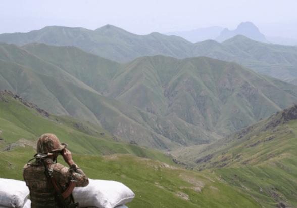 ВС Армении ночью сбили 2 ударных беспилотника Азербайджана – Минобороны