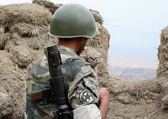 Մեկ զինծառայող ծայրահեղ ծանր վիճակում է