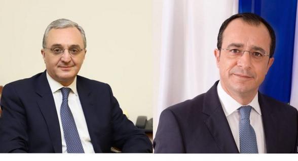 Глава МИД Кипра осудил агрессию Азербайджана в отношении Армении