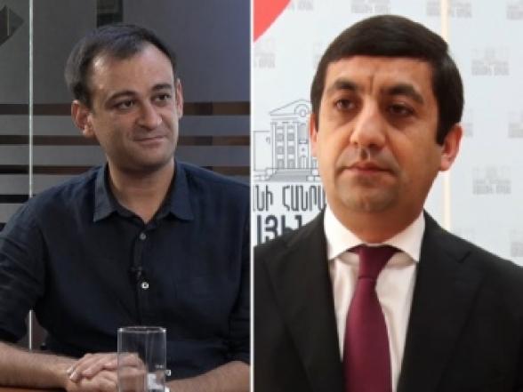 Հայաստանում ադրբեջանի գործակալներ կան․ իշխանական պատգամավորները գիտեն նրանց տեղը (տեսանյութ)
