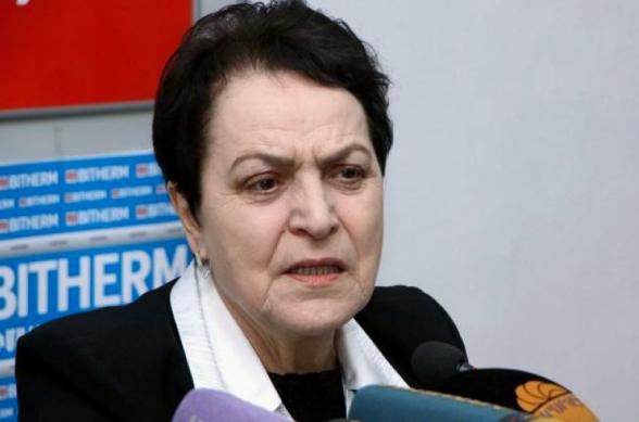 Посредством Азербайджана Турция пытается завершить то, что начала в 1915-ом – Лариса Алавердян (видео)