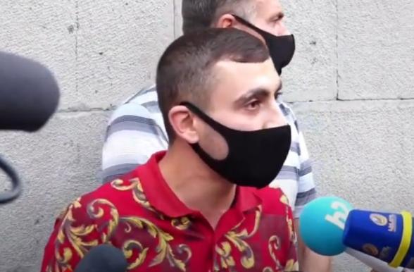 Акция протеста работников «Lydian Armenia» перед зданием Правительства РА (видео)