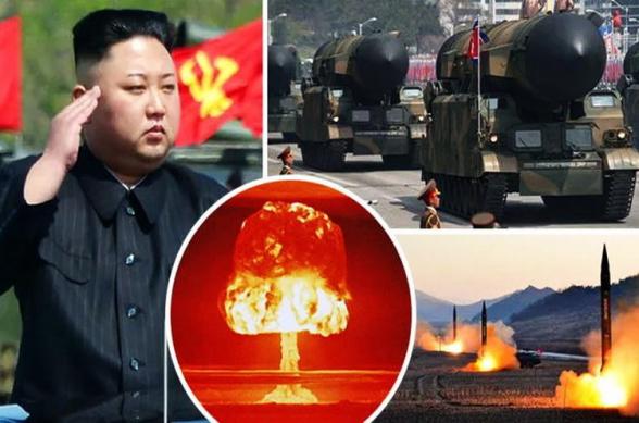 Северная Корея продолжает разработки ядерного оружия – СМИ