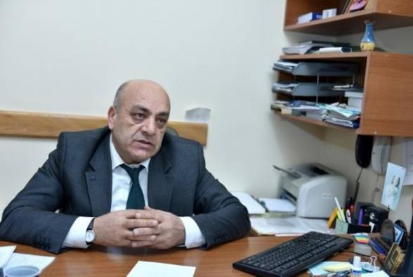 ՀՀ նախագահը ՍԴ դատավորի պաշտոնում առաջադրել է Արթուր Վաղարշյանի թեկնածությունը