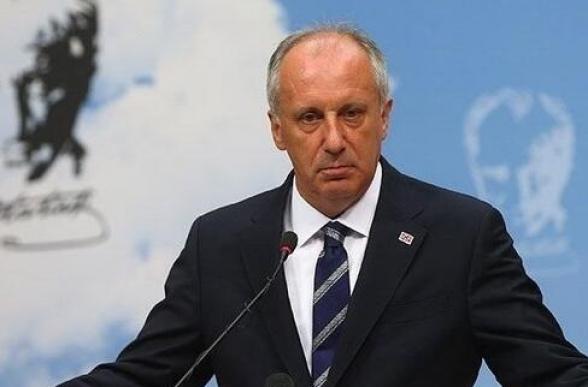 Թուրքիայում հայտնի ընդդիմադիր գործիչը կարող է նոր կուսակցություն հիմնել