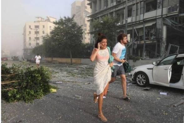 Առնվազն 10 մարդ է զոհվել Բեյրութում տեղի ունեցած պայթյունի հետևանքով (տեսանյութ, լրացված)