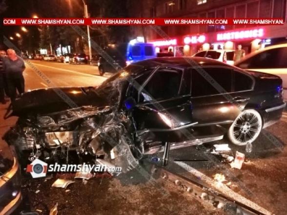 Վանաձորում BMW-ի և Mercedes-ի մասնակցությամբ տեղի ունեցած խոշոր ավտովթարի հետևանքով հիվանդանոց տեղափոխված 23-ամյա ուղևորուհին մահացել է