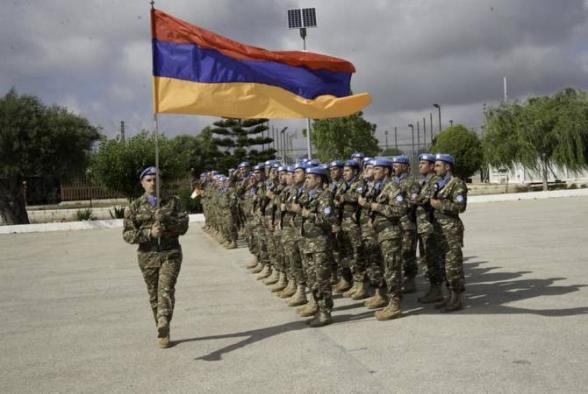 Армянские миротворцы в Ливане находятся далеко от места взрыва: их жизни ничего не угрожает