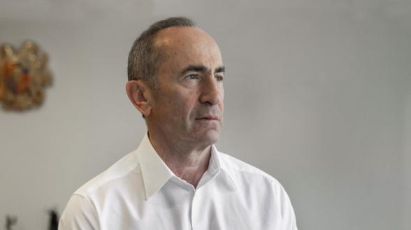 Роберт Кочарян выразил соболезнования в связи с трагедией в Ливане