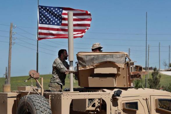 Неизвестные обстреляли американскую военную базу в Сирии – СМИ