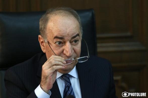 Задержан экс-мэр Еревана, бывший глава КРОУ Роберт Назарян