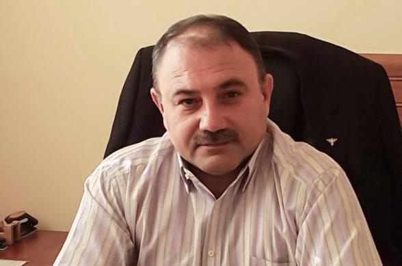 Ашот Закарян назначен начальником Военной полиции
