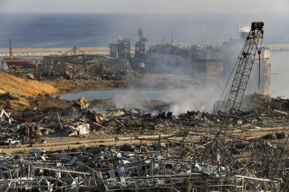 Еврокомиссия выделила более €33 млн евро Ливану в связи со взрывом в Бейруте
