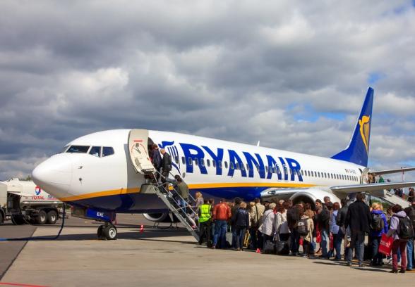 Италия может запретить полеты «Ryanair» из-за нарушения санитарных норм