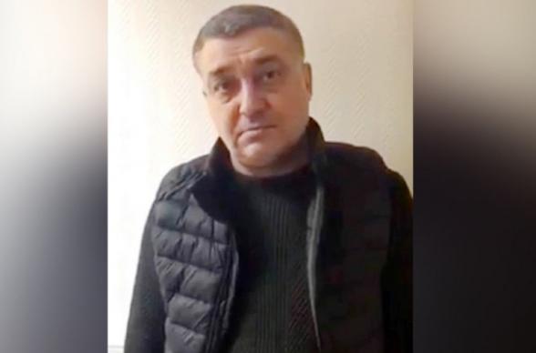 Находящийся в розыске бывший депутат Левон Саркисян доставлен в Армению