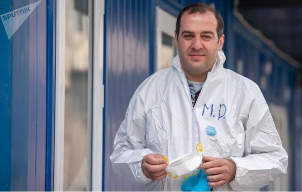 Директор инфекционной клинической больницы «Норк» написал заявление об уходе