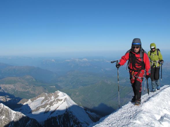 Сегодня – Международный день альпинизма