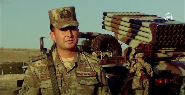 Ադրբեջանը պնդում է՝ հուլիսին «Գրադ» չի կիրառել, բայց «Գրադ»-ի սպանված հրամանատար ունի