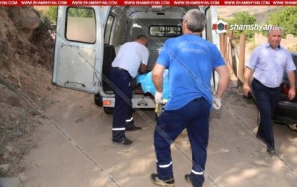 Գեղարքունիքի մարզի «Լավանդա-Սիթի» հանգստյան գոտու տնակներից մեկում հայտնաբերվել է քթի և բերանի շրջանում արյան հետքերով 26–ամյա տղայի դի