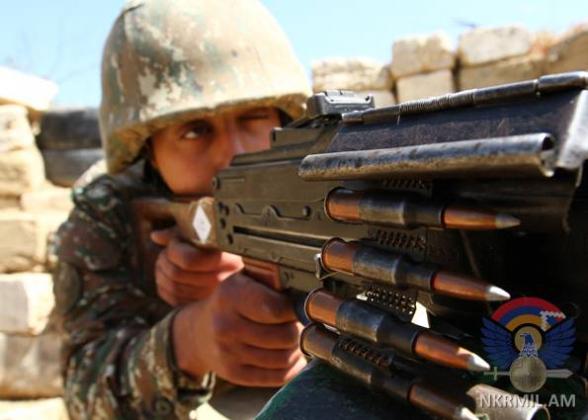 ВС Азербайджана за неделю нарушили режим прекращения огня более 300 раз
