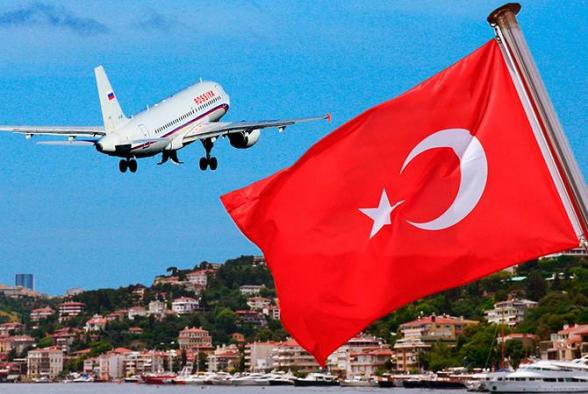 Ավիաընկերությունները Ռուսաստանից չվերթներ են բացում Թուրքիայի առողջարաններ