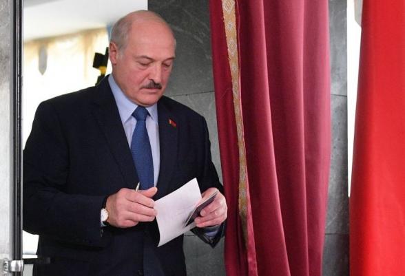 Ալեքսանդր Լուկաշենկոն նախագահական ընտրություններից հետո առաջին հայտարարությունն է արել