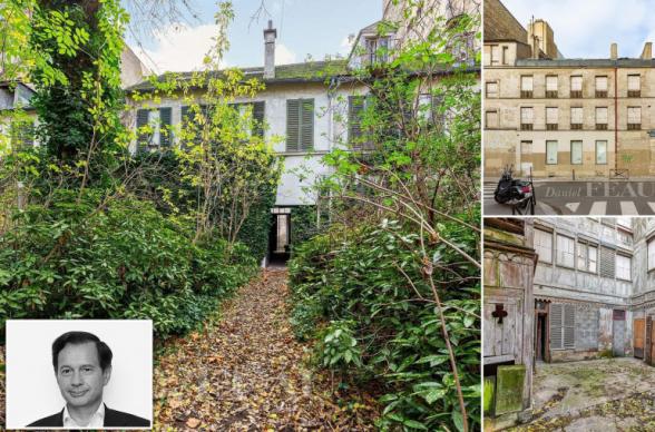 Փարիզի ամենաթանկարժեք առանձնատներից մեկի նկուղում 30 տարվա վաղեմության դի է հայտնաբերվել
