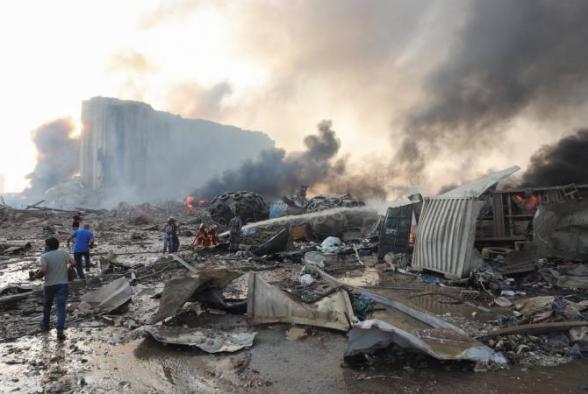 Բեյրութի նավահանգստում տեղի ունեցած պայթյունից վնասը նախնական գնահատվում Է 3 մլրդ դոլար