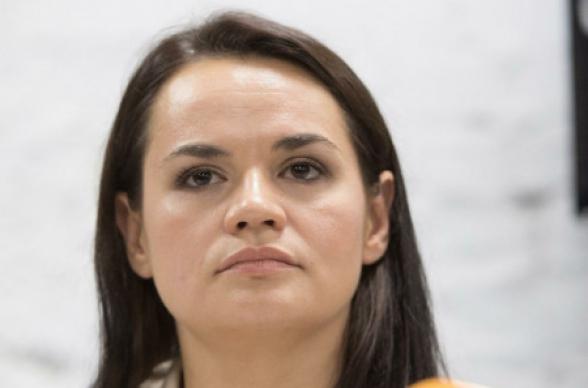 «Ես գնացել եմ երեխաներիս մոտ». Բելառուսի նախագահի ընդդիմադիր թեկնածու Տիխանովսկայան տեսաուղերձ է հղել, որում հաստատել է, որ լքել է Բելառուսը (տեսանյութ)