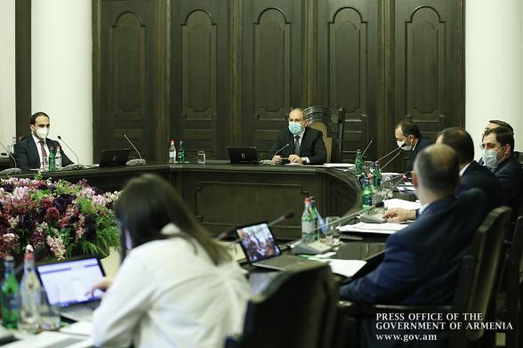 Правительство Армении созовет внеочередное заседание