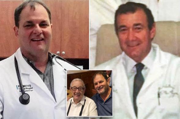 ԱՄՆ-ում հայր ու որդի բժիշկները մահացել են կորոնավիրուսից (լուսանկար)