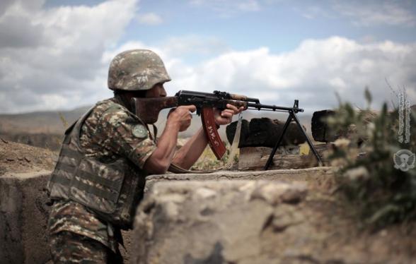 Արցախի ուղղությամբ Ադրբեջանից արձակված կրակոցների թիվն աճում է