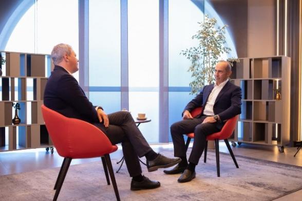Ռոբերտ Քոչարյանի հարցազրույցը ռուսական РБК-ին (տեսանյութ)