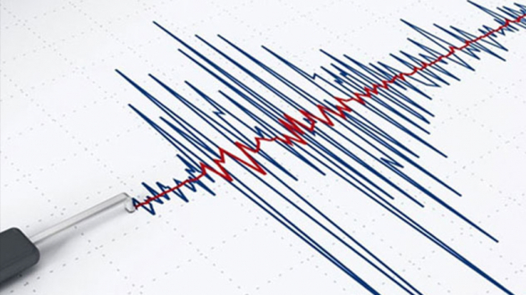 В Муше произошло землетрясение магнитудой 4,7 балла