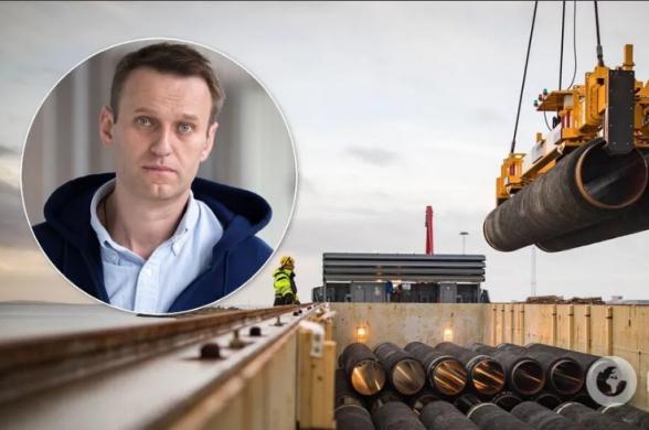 Европарламент призвал остановить достройку «Северного потока-2» из-за Навального