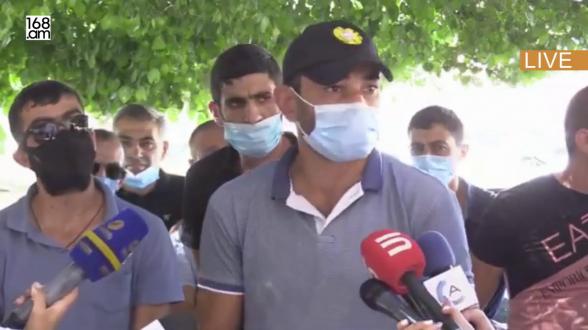 «Երևանում 130 նոր վերելակ ենք տեղադրել, բայց քաղաքապետարանը փողերը չի տվել». ցուցարար