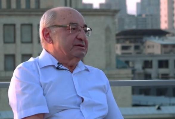 «Ինձ համար այս իշխանությունն ի սկզբանե ընդունելի չէր». Վազգեն Մանուկյան (տեսանյութ)