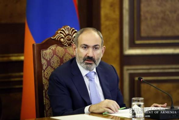 Сегодня я опубликую стратегию Армении до 2050 года – Пашинян