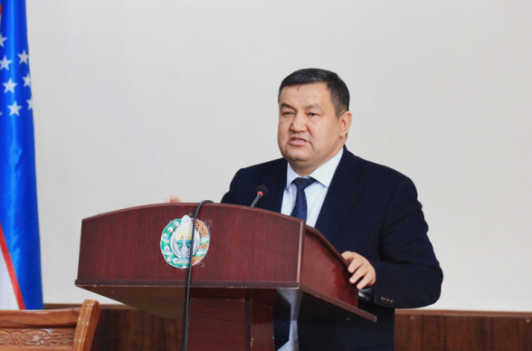 Заразившийся коронавирусом вице-премьер Узбекистана умер