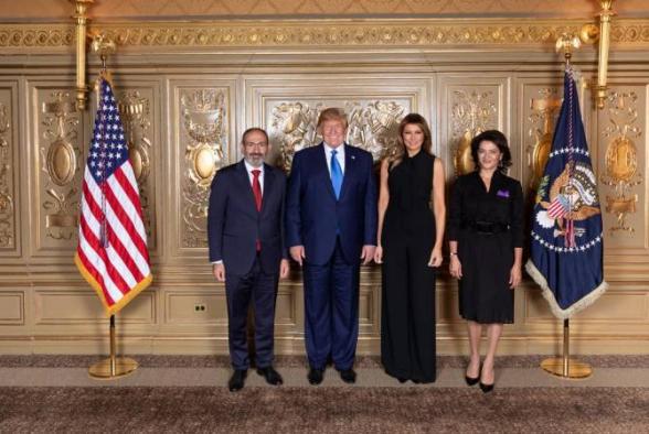 Անկախության տոնի առթիվ շնորհավորական ուղերձ է հղել ԱՄՆ նախագահ Դոնալդ Թրամփը