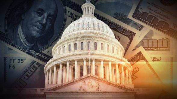 США приготовились к росту госдолга в два раза