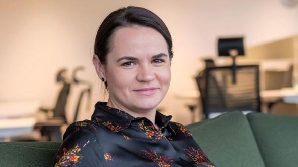 Тихановская договорилась о пакете европомощи Белоруссии на $4 млрд
